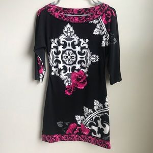 White House Black Market tunic dress